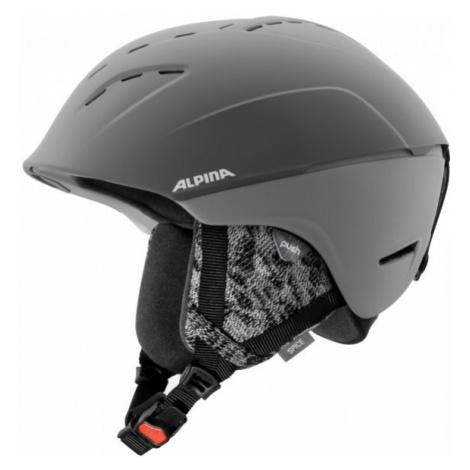 Alpina Sports SPICE gray - Ski helmet