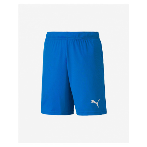 Puma TeamGOAL 23 Kids Shorts Blue