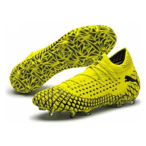 Puma FUTURE 4.1 NETFIT FG AG black - Men's football boots