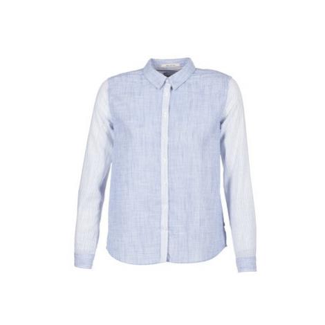 Pepe jeans CRIS women's Shirt in Blue