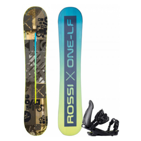 Rossignol ONE LF + CUDA M/L - Men's snowboard set