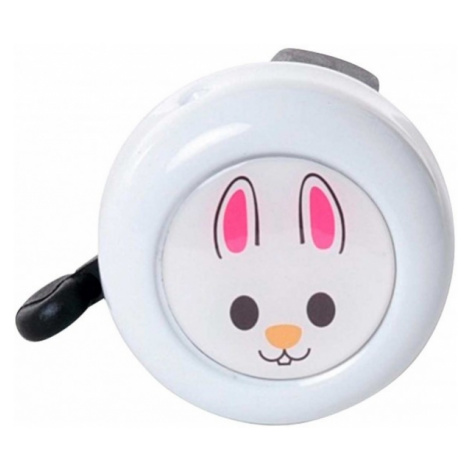 One ZOO white - Children's bicycle bell