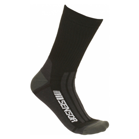 socks Sensor Treking Evolution - Black/Gray