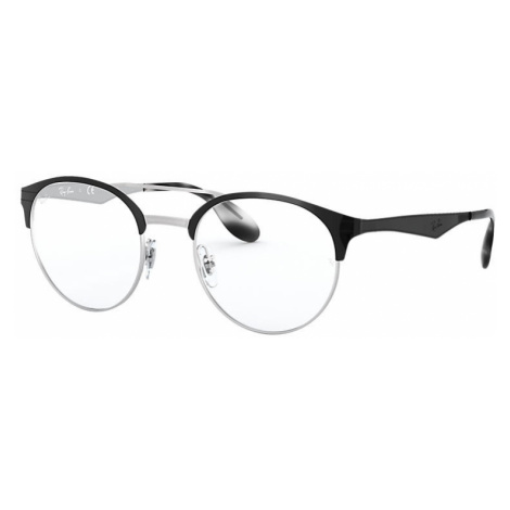 Ray-Ban Rb3545v Unisex Optical Lenses: Multicolor, Frame: Black - RB3545V 2861 51-20