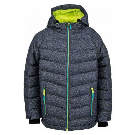 Lewro SHELBY green - Kids' winter jacket