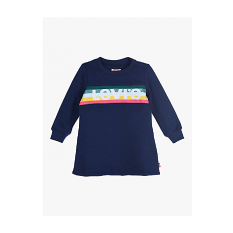 Levi's Baby Sweat Dress, Navy Levi´s