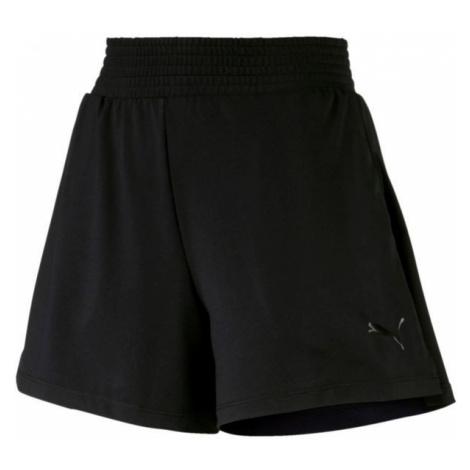 Puma SOFT SPORTS SHORTS black - Women's shorts