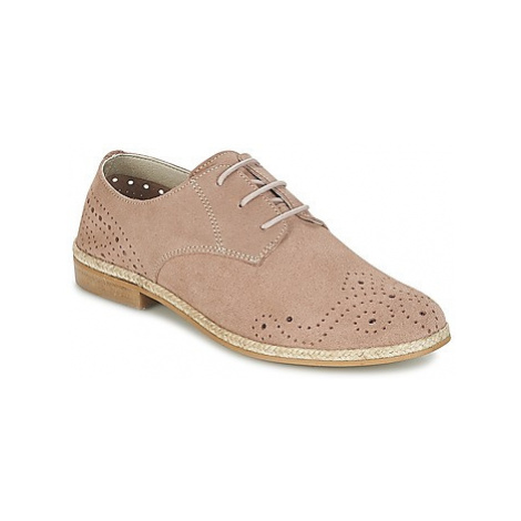 Betty London IKATA women's Casual Shoes in Pink
