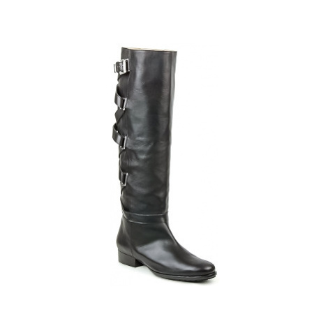 Michael Kors AFRICA women's High Boots in Black