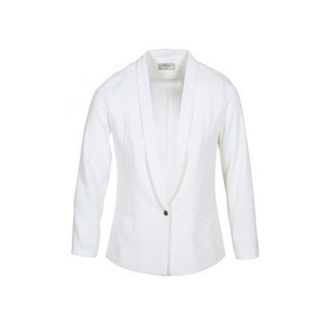 Betty London IKAROLE women's Jacket in White