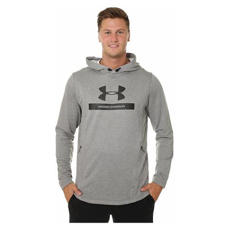 sweatshirt Under Armour Mode Kit 1 Terry Graphic - 035/Gray - men´s