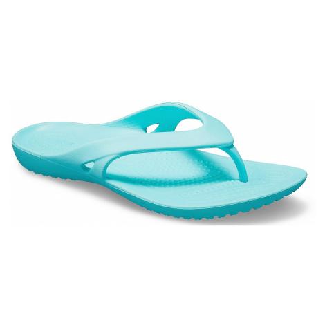 flip flops Crocs Kadee II Flip - Pool - women´s
