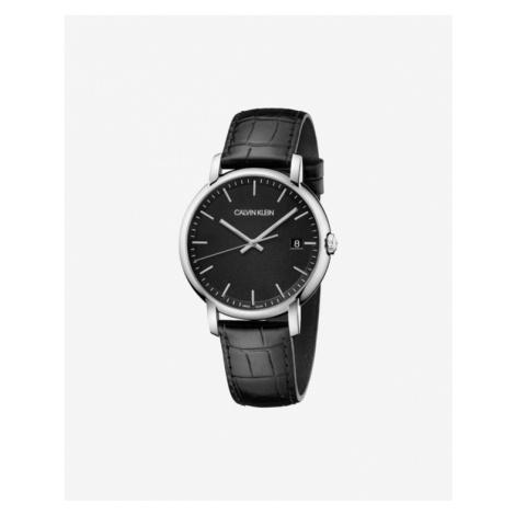 Calvin Klein Established Watches Black