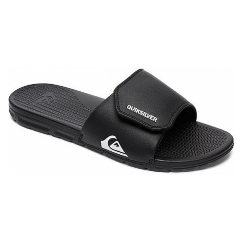 shoes Quiksilver Shoreline Adjust - XKWK/Black/White/Black - boy´s