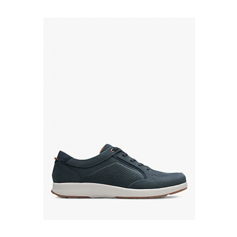 Clarks Un Trail Form Nubuck Shoes