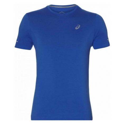Asics SEAMLESS SS blue - Men's running T-shirt