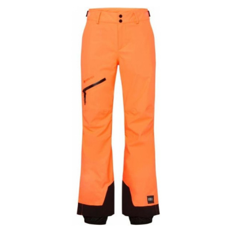 O'Neill PW GTX MTN MADNESS PANTS orange - Women's ski/snowboarding pants