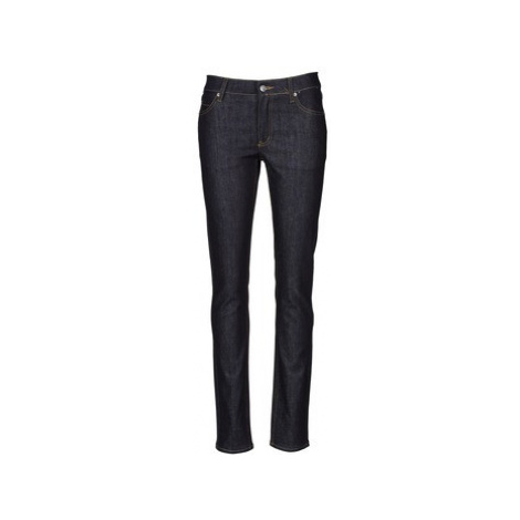 Cheap Monday HUSH women's Skinny Jeans in Blue