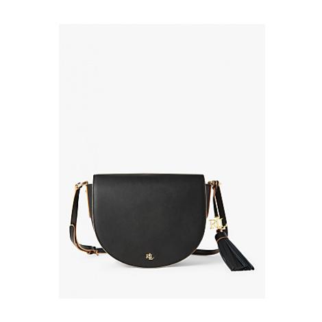 Lauren Ralph Lauren Witley 20 Leather Cross Body Bag