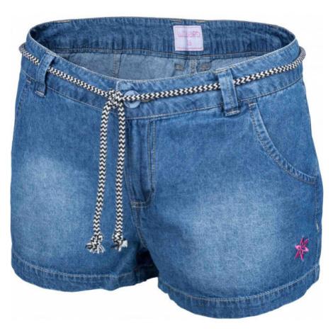 Willard LUEN blue - Women's shorts