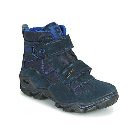 Primigi PATHGORE-TEX boys's Children's Mid Boots in Blue