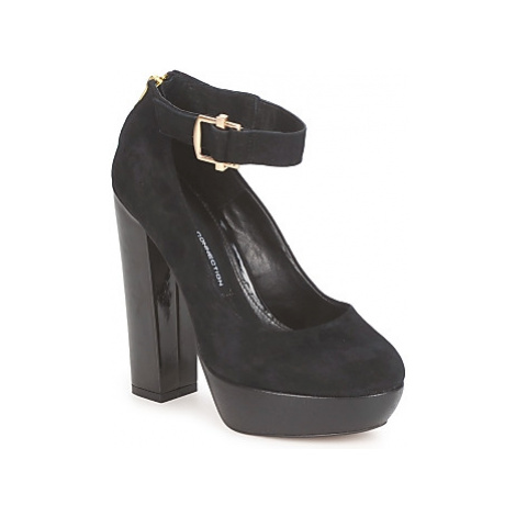 French Connection JUINES women's Court Shoes in Black