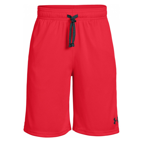 Under Armour Prototype Kids shorts Red
