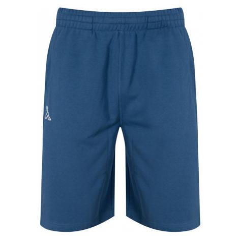 Kappa LOGO BAREY blue - Men's shorts