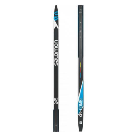 Salomon SET R 6 COMBI+PLK PRO COMBI - Nordic combi skis