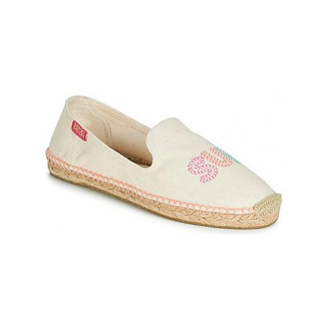 Banana Moon THAIS women's Espadrilles / Casual Shoes in Beige