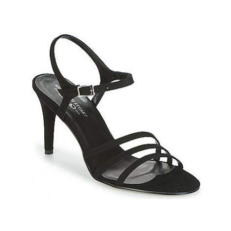 Elizabeth Stuart BAZA women's Sandals in Black