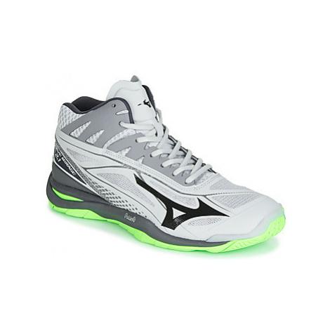 Mizuno WAVE MIRAGE 3 MID men's Indoor Sports Trainers (Shoes) in Grey