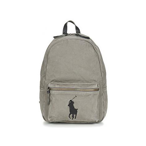Polo Ralph Lauren - men's Backpack in Grey