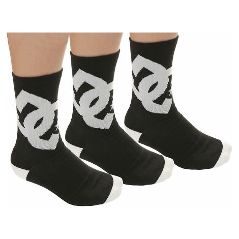 socks DC Crew 6 3 Pack - KVJ0/Black