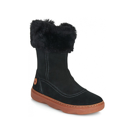 Camper KIDDO girls's Children's High Boots in Black
