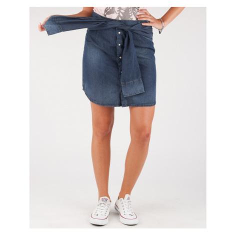 Diesel De-Pilat Skirt Blue
