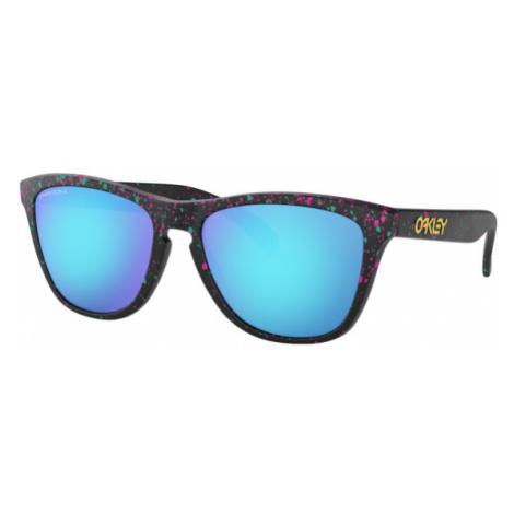 Oakley Men's Black Frogskins® Splatterfade Collection Sunglasses