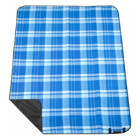 Spokey PICNIC MOOR 150x130 - Blanket with a strap