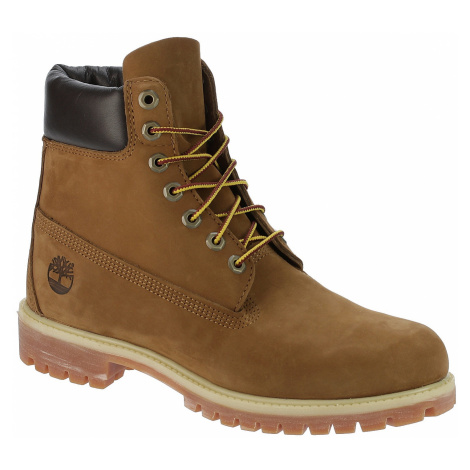 shoes Timberland Icon 6 Premium Boot - 72066/Rust Orange Nubuck