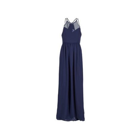 BCBGeneration LUCRECE women's Long Dress in Blue