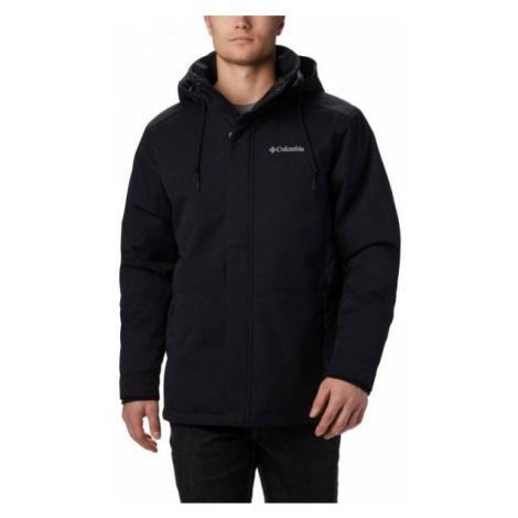Columbia BOUNDARY BAY HYBRID JACKET black - Men's winter jacket