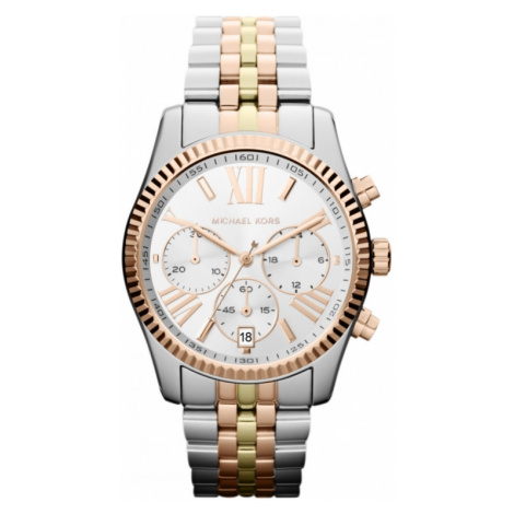 Ladies Michael Kors Lexington Chronograph Watch MK5735
