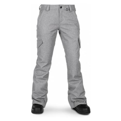 Volcom BRIDGER INS PANT gray - Women's pants