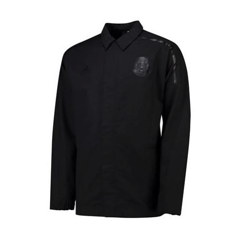 Mexico ZNE Woven Anthem Jacket - Black Adidas