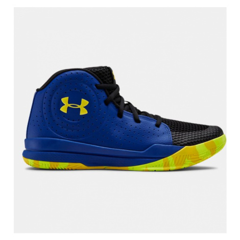 Primary School UA Jet 2019 Basketball Shoes Under Armour