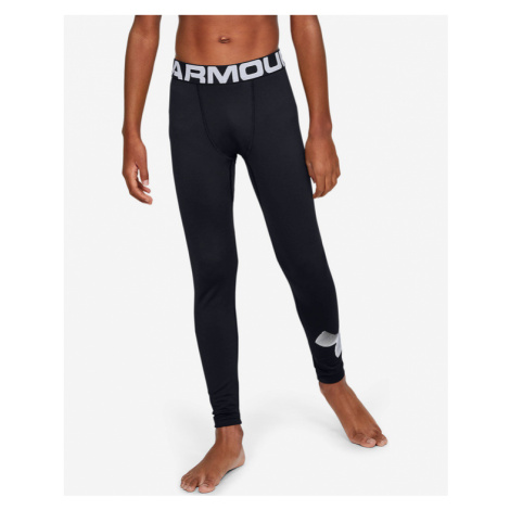 Under Armour ColdGear® Armour Kids leggings Black
