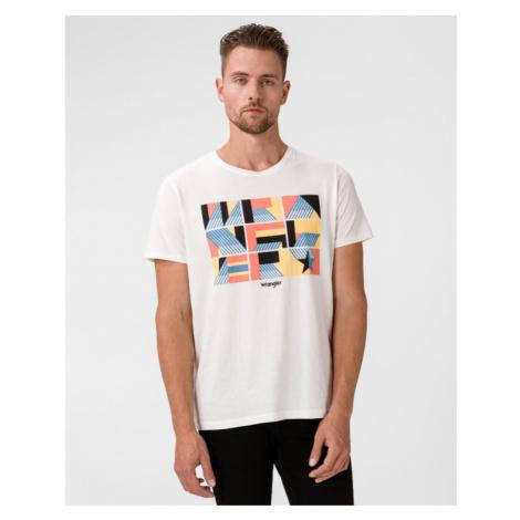 Wrangler Unity T-shirt White
