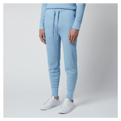Polo Ralph Lauren Men's 40/01 Waffle Knit Jogger Pants - New Powder Blue