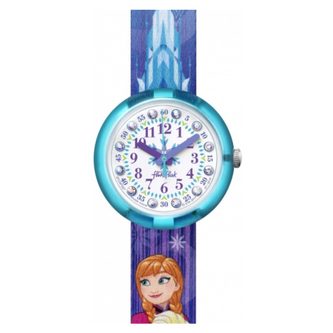 Flik Flak Disney Frozen Elsa & Anna Watch FLNP027