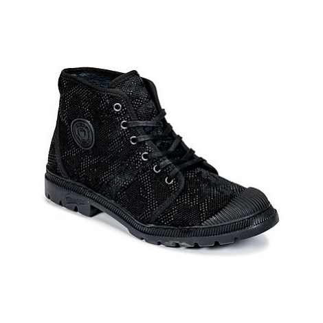 Pataugas Authentique TP women's Mid Boots in Black